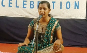 'Keerthanam' by Aparna Balachandran