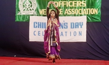 Dance by Gowri Thejaswini