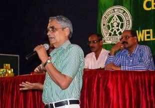 Discussion on Annual Report - Sri. Kesavan Nambisan
