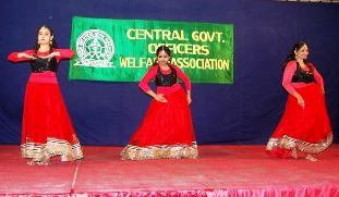 Dance by Rekha & party