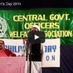 Speech by A R Madhavan