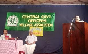 The Presidential address, Smt. Lakshmi Bai