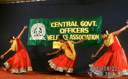 Dance by Ambili, Neethu and Aparna