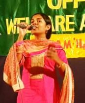 Song by Anupama Somanath