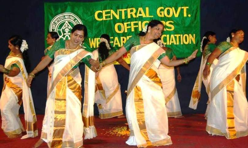 Thiruvathirakkali by Ladies wing
