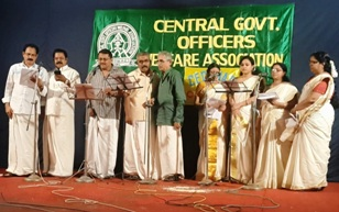 Onappattukal by singers of Cegowac family