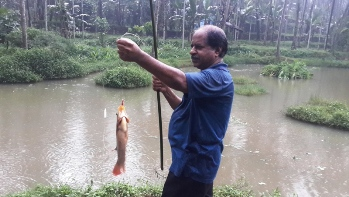 The big catch by our President