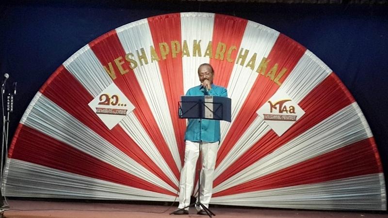 Sri. M Vijayan, the multi-faceted talent of CEGOWAC